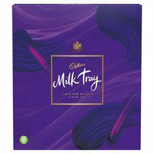Cadbury milk tray 360g £3 @ Tesco