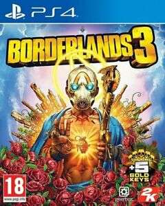 Borderlands 3 (PS4) Pre-Owned-£13.08 @ MusicMagpie /eBay