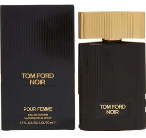 Tom ford perfumes up to 40% off. Prices from £49.99 - Tom Ford Noir Pour Femme EDP Spray 50ml @ TK Maxx