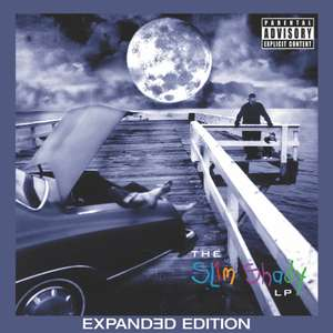 Eminem The Slim Shady LP - CD - Expanded Edition £5.99 HMV - free click & collect