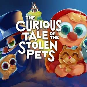 The Curious Tale of the Stolen Pets on Oculus Quest & Rift VR - Cross-buy £7.14. Others in description.