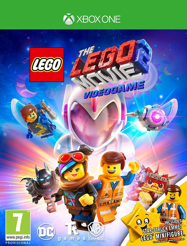 The LEGO Movie 2 Videogame Minifigure Edition (Amazon Exclusive) (Xbox One) £14.79 (Prime) + £2.99 (non Prime) at Amazon