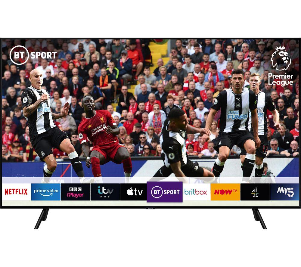 "Samsung QE65Q70R (2019) QLED HDR 1000 4K Ultra HD Smart TV, 65"" + Samsung HW-R450 Sound Bar (worth £249) - £949.05 @ John Lewis & Partners"