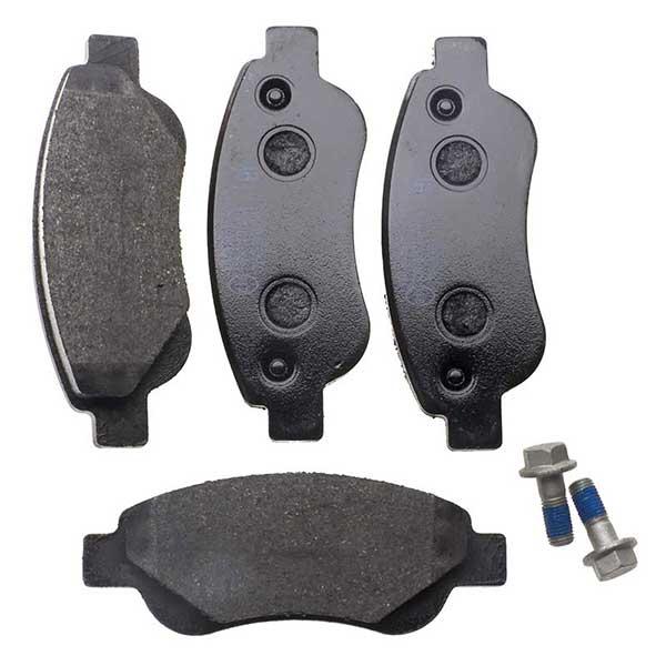 Eicher Premium Brake Pad for Toyota Aygo / Citreon C1 / Peugeot 107 - front brake pad set £12.99 delivered at eurocarparts