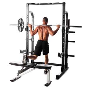 Weider 7500 Pro Power Rack + Weider Utility Bench £349.99 Delivered @ Costco