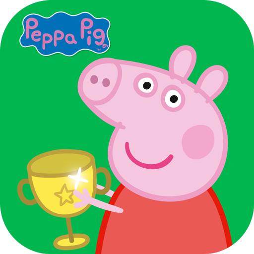 Peppa Pig: Sports Day - Free @ Google Play / Apple App Store