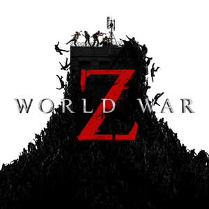 World War Z - £10.49 with ps plus @ psn store