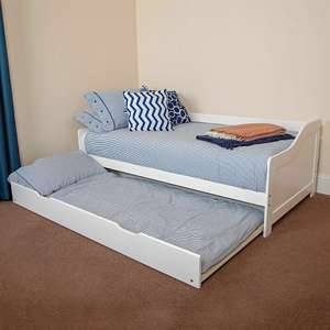 Single Bed With Pull out Sleepover Bed - £89.99 Using Code @ eBay / Wido (No mattress)