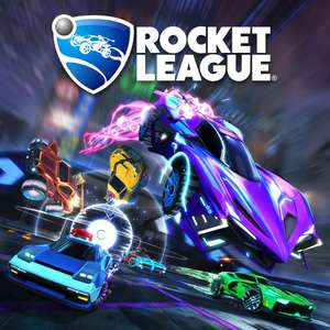 Rocket League [ Nintendo Switch ] £7.50 @ Nintendo eShop
