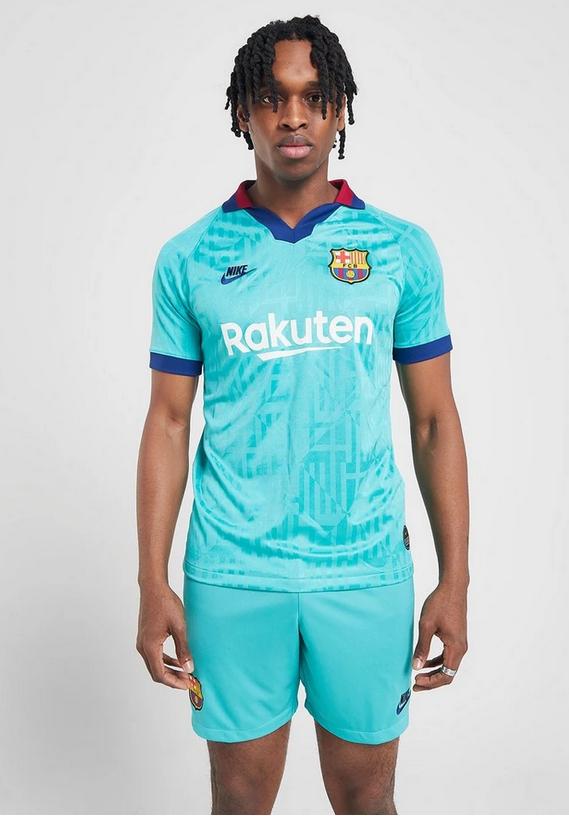 Nike FC Barcelona 2019/20 Third SHORTS £10 @ JD Sports (Free C&C)