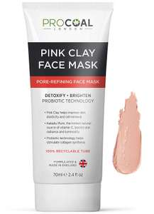 Australian Kakadu Pore Refining & Brightening Face Clay Mask 70ml £8.46 - Sold by Procoal and Fulfilled by Amazon (+£4.49 Non-prime)