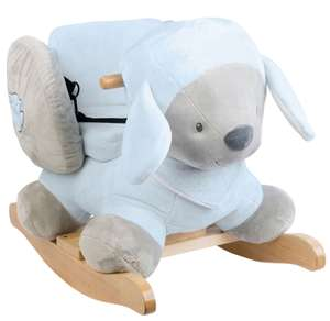 Hippychick Nattou Sam & Toby Baby Rocker Sam The Sheep Variant £39.95 @ Online4baby (£5.95 Postage & Packaging)
