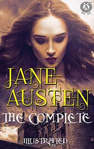 Jane Austen - The Complete (illustrated) Kindle Edition - Free @ Amazon