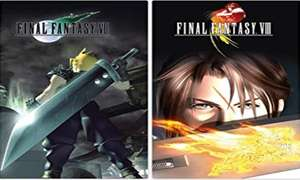 Final Fantasy VII + Final Fantasy VIII Double Pack (PC / Steam key) £6.16 with code (Incl. PayPal fees) @ Eneba