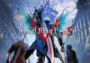 Devil May Cry 5 - £11.24 incl. PayPal fees and voucher @ Gamivo (PC / Steam key)