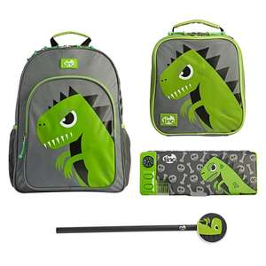 Dino Backpack Bundle now £12.60 / Flamingo £13.50 (P&P is £4.25 or Free with £30 spend) @ Tinc