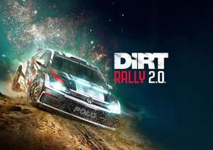DiRT Rally 2.0 - £6.48 incl. PayPal fees and voucher @ Gamivo (PC / Steam key)