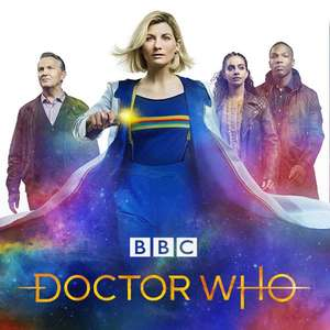 Doctor Who season 6 to 10 (HD) at Google Play for £16.99