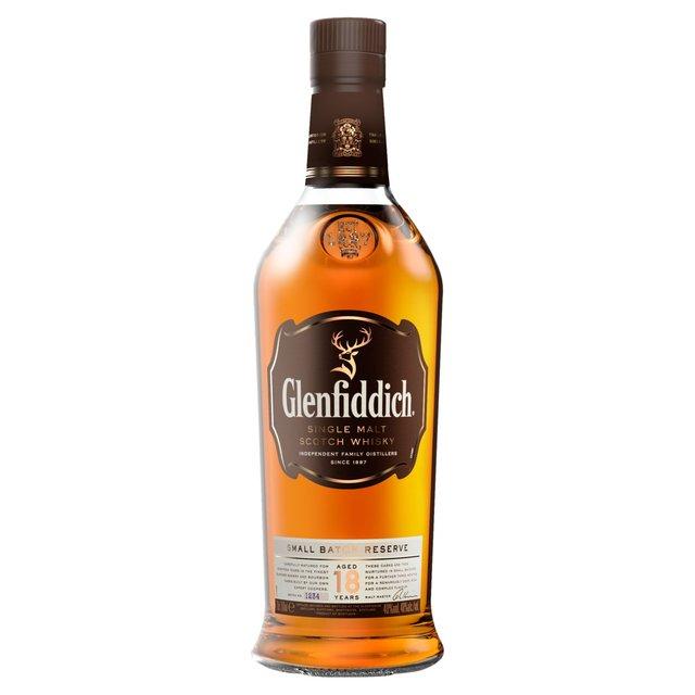 Glenfiddich 18 year old - £43 @ Ocado