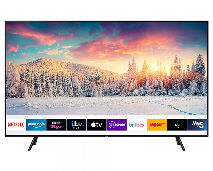 """Samsung 65"""" QLED (QE65Q70R) + Free Samsung HW-R450 Soundbar (Worth £249) for £1,149 @ Richer Sounds (+6 Year Guarantee)"""