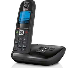 GIGASET AL415A Cordless Phone with Answering Machine - £19.99 @ Currys (Free Collection)