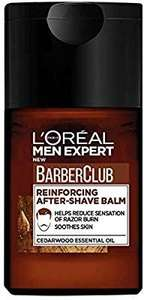 L'Oreal Men Expert Barber Club After Shave Balm at Amazon for £2 Prime (+£4.49 non Prime)