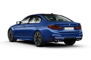BMW 5 Series 520 Saloon 2.0 d 190 M Sport 4Dr Auto [Start Stop] 24 months at £330 a month at Mad Sheep Leasing