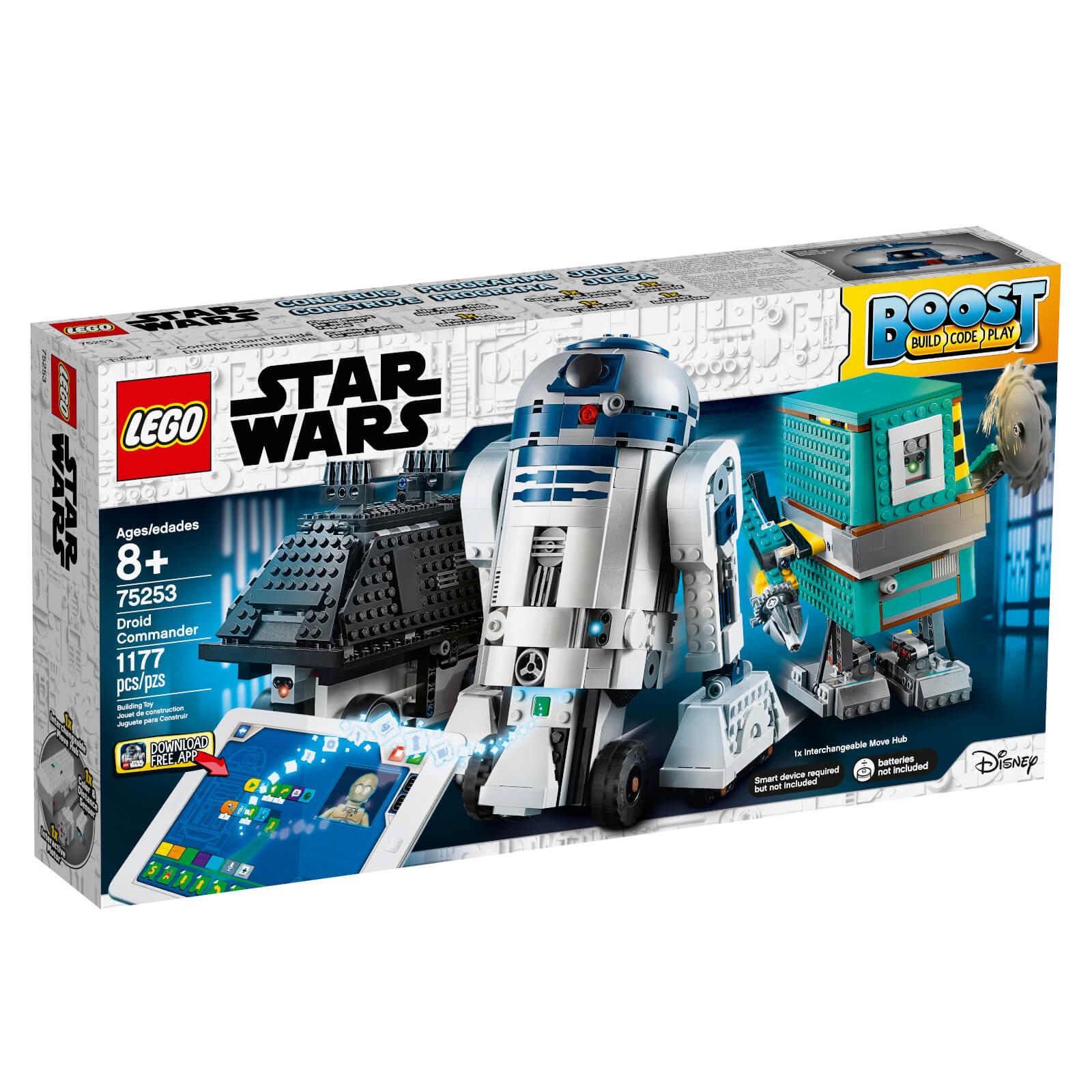 LEGO Star Wars: Boost Droid Commander (75253) £114.99 Zavvi