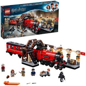 LEGO 75955 Harry Potter Hogwarts Express Train £52.50 delivered at Amazon