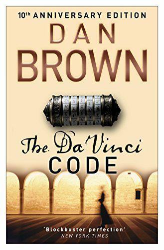 Dan Brown - The Da Vinci Code £1.99 Amazon Kindle store - Robert Langdon book 2