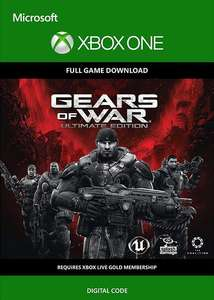Gears of War Ultimate Edition Xbox One £1.40 @ Eneba / Gamepilot using code