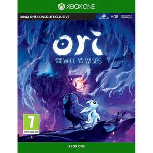 Ori and The Will Of The Wisps (Xbox one) £21.95 @ The Game Collection