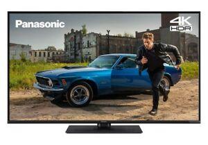 Panasonic TX-43GX555B 43 Inch SMART 4K Ultra HD HDR LED TV Freeview Play Refurb - £199.99 @ Panasonic Outlet ebay