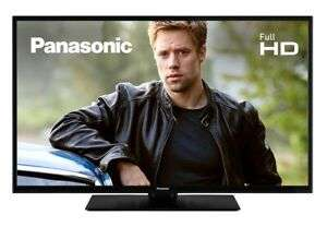 Panasonic TX-43G301B 43 Inch Full HD LED TV Freeview HD Black Refurb - £179.99 @ Panasonic outlet eBay