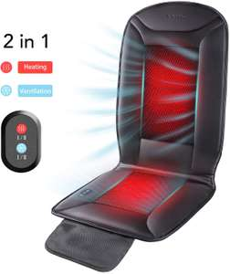 Naipo 2-in-1 heated and cooled seat cushion cover for £27.99 delivered (using code & voucher) @ Bestvape fulfilled by Amazon