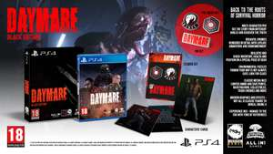 DAYMARE: 1998 BLACK EDITION PS4 £24.85 delivered at The Game Collection
