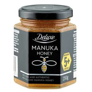 Deluxe Manuka Honey 5+ £3.99 @ Lidl (13th-15th March)
