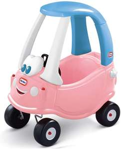 Little Tikes Cozy Coupe Princess, Classic Pink £35 @ Amazon