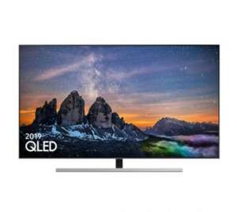 Samsung Q80 65 inch TV (QE65Q80R) with Free HWR-550 Soundbar (worth £299) - £1, 299 Delivered @ Crampton and Moore
