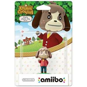 Digby Amiibo/Isabelle Winter Outfit Amiibo - Animal Crossing Collection - £7.95 delivered @ The Game Collection