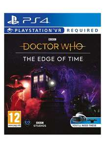Doctor Who: The Edge of Time (PS4 / PSVR) £17.95 delivered at Base