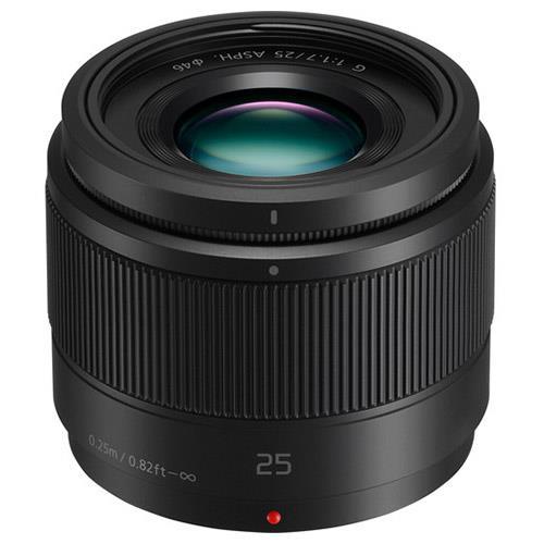 Panasonic 25mm f/1.7 Lens in Black - H-H025E £99.97 at Jessops