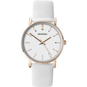 Ladies sekonda watch £22.45 @ The watch hut