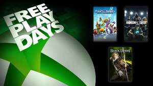 Free Play Days – Plants Vs. Zombies: Battle for Neighborville @ XBox Store