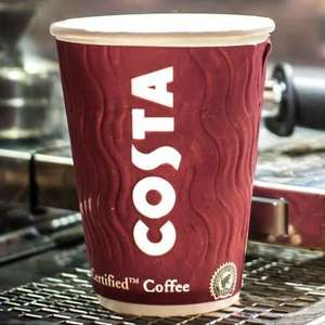 Free Small Costa Coffee with Vodafone Very Me