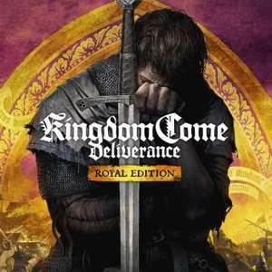 [PS4] Kingdom Come: Deliverance: Royal Edition - £13.99 with PS Plus @ PlayStation Store