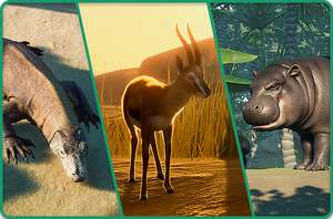 Planet Zoo - £27.99 or 'Deluxe' edition £32.24 at Steam Store