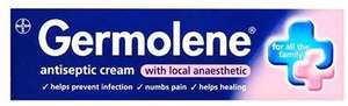 Germolene Antiseptic Cream - 55g Only £1.25 + £4.49 Non Prime @ Amazon