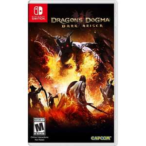Dragon's Dogma: Dark Arisen Nintendo Switch £16.49 @ Nintendo eShop