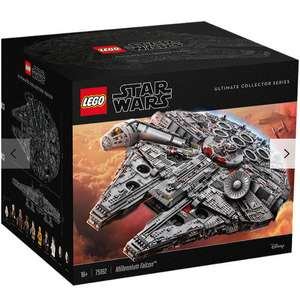 LEGO Star Wars 75192 Ultimate Collector Series Millennium Falcon £584.99 John Lewis & Partners
